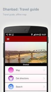 Dhanbad: Offline travel guide - náhled
