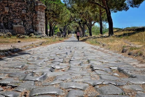 Scappo da Roma di GVatterioni