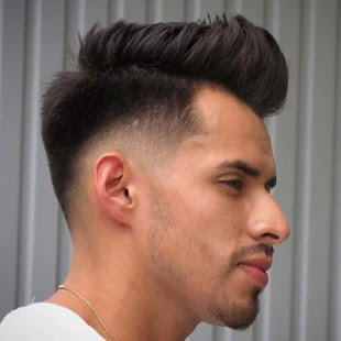 Latest Hair Style Mesmerizing Latest Hairstyle For Men  Android Apps On Google Play