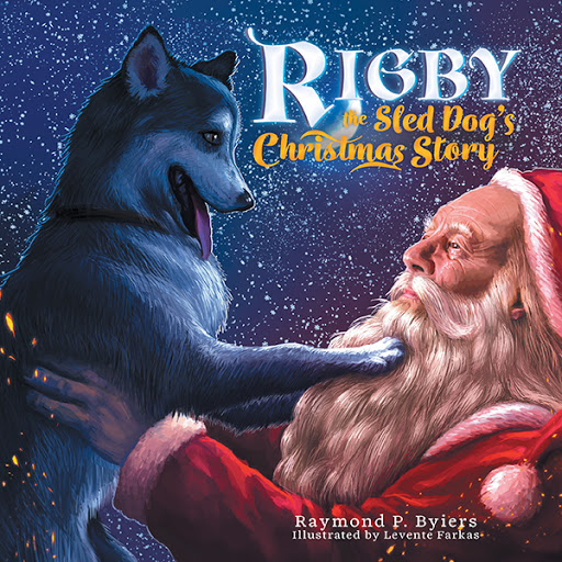 Rigby the Sled Dog's Christmas Story cover