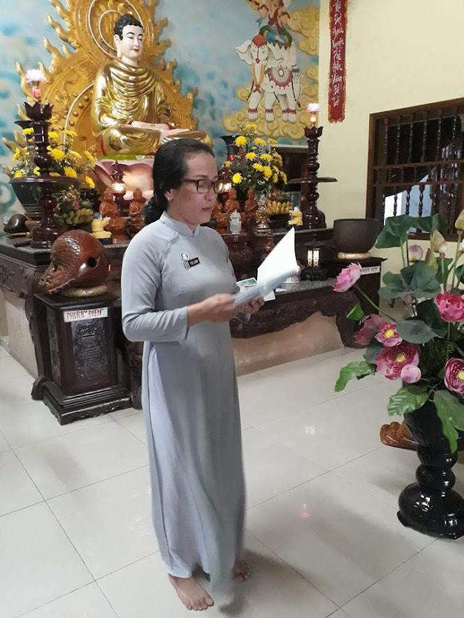 GĐPT Từ Lâm sinh hoạt ngày Hạnh năm 2017