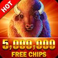 Buffalo Sunrise - Free Vegas Casino Slots Machines