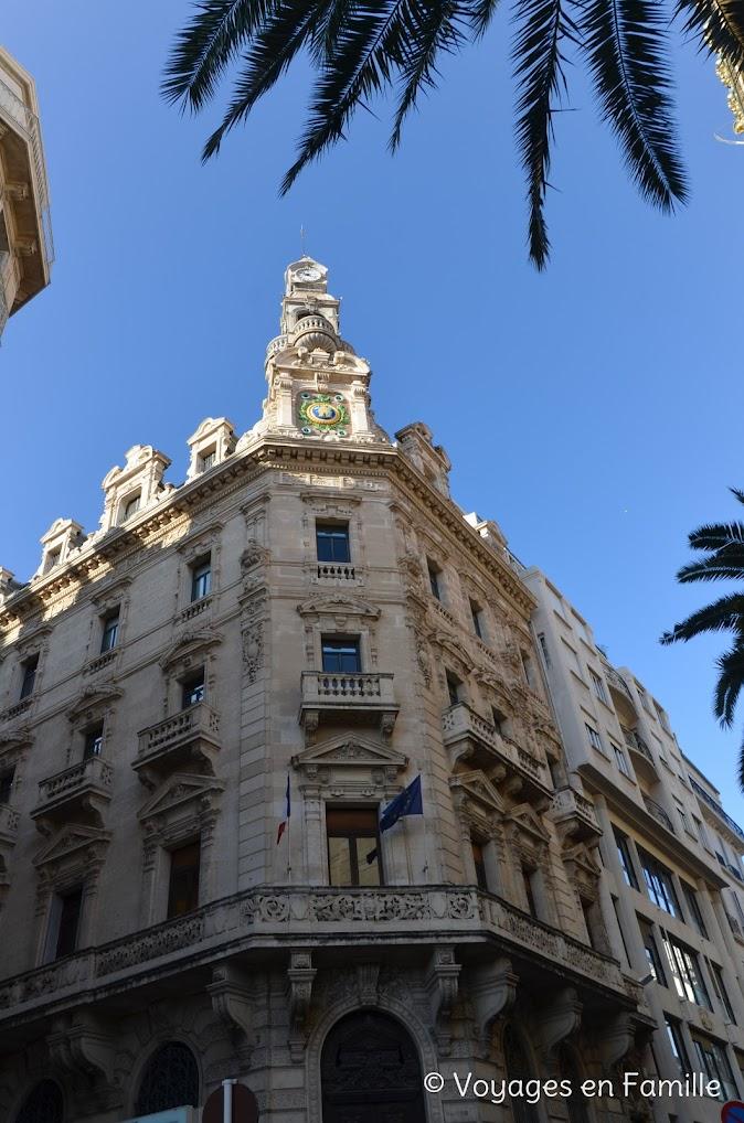 Toulon - caisse d'epargne