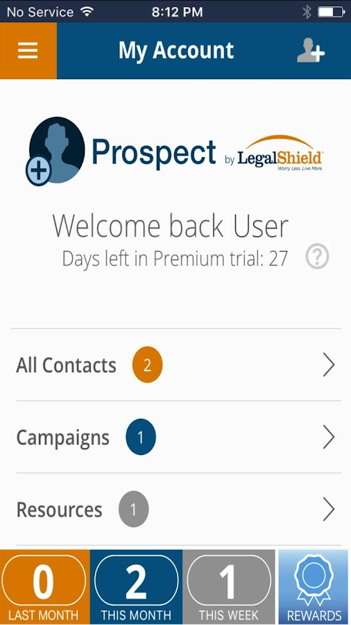 Prospect by LegalShield- screenshot
