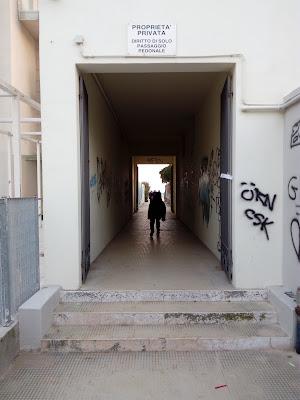 Nel tunnel di Damocle