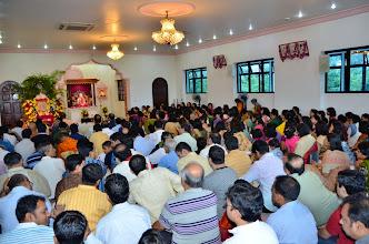 Photo: Ashtami Day Morning Puja.