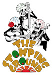 Logo for The Stomping Ground