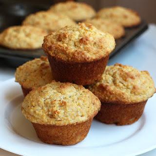 Savoury Cornbread Muffins