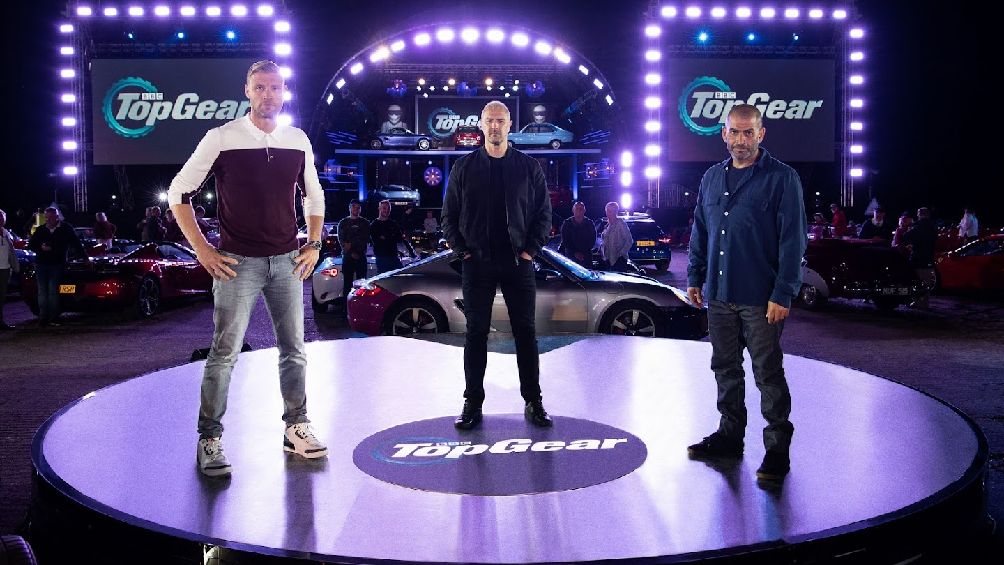 Watch Top Gear live