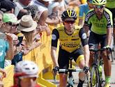 Steven Kruijswijk zal dit jaar niet deelnemen aan de Ronde van Frankrijk