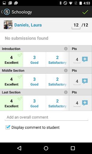 Schoology 5.25.0 screenshots 5