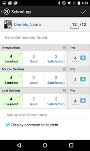Schoology- screenshot thumbnail