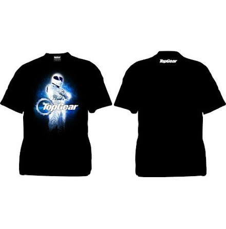 T-Shirt - Top Gear - Lightning
