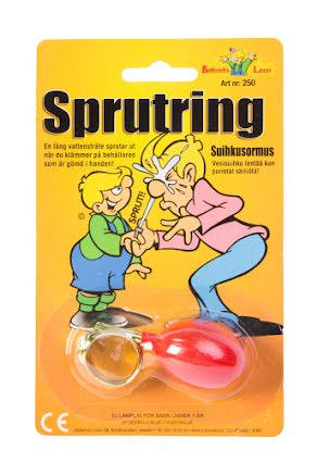 Sprutande ring