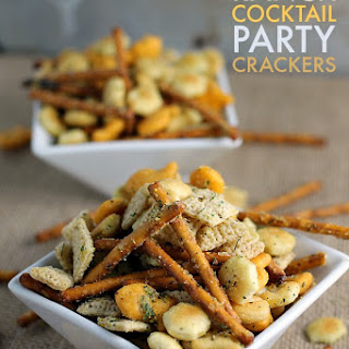 Ranch Cocktail Crackers