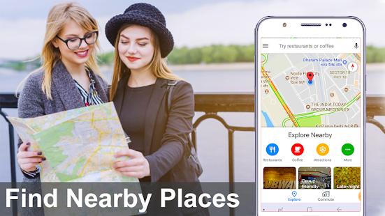 App GPS Navigation, Satellite Map & Travel Direction APK for Windows Phone