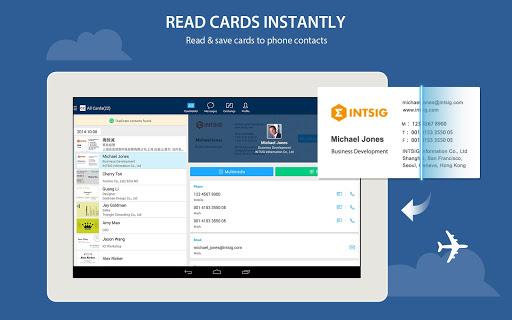 Camcard business card reader apk download apkpure camcard business card reader screenshot 12 reheart Choice Image