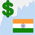 US Dollar / Indian Rupee Rate icon