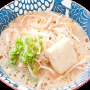 Vegetarian Silver Shiro Miso Ramen