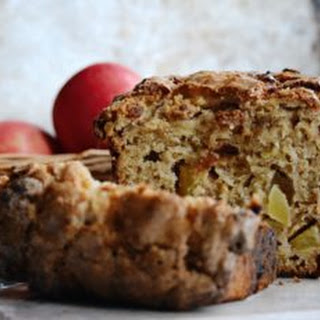 Morning Glory Apple and Banana Bread