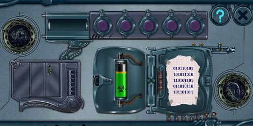 Code Triche Cube Mu00e9canique: u00c9vasion APK MOD screenshots 4