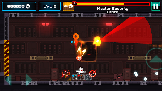 Agent Aliens Screenshot