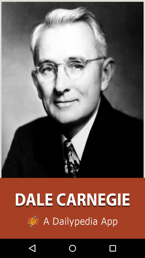 Dale Carnegie Daily- screenshot