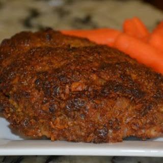 Crunchy Pork Chops.