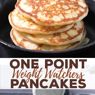 One Point Healthy Pancake.