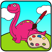 Coloring Dinosaurs