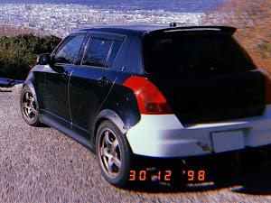スイフト ZC31S 2009年式 Ⅱ型のカスタム事例画像 ぴえんこあら(株)さんの2020年12月30日15:28の投稿