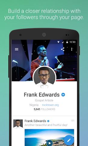 android KingsChat SuperUser Screenshot 0