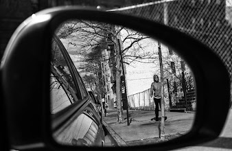 Photo: side view The Bronx, March 2013 www.leannestaples.com #newyorkcityphotography  #nycphotography  #blackandwhitephotography  #streetphotography +Arnold Goodwayfor #streetpics  #shootthestreet