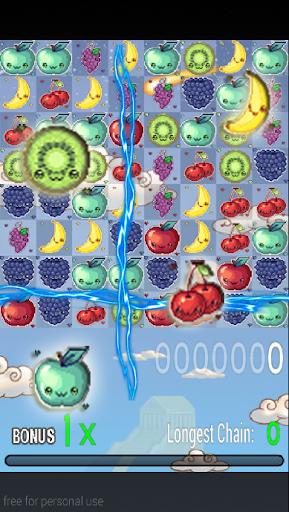 水果拼图比赛