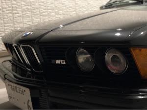 M6 E24 88年式 D車のカスタム事例画像 とありくさんの2019年11月30日07:34の投稿