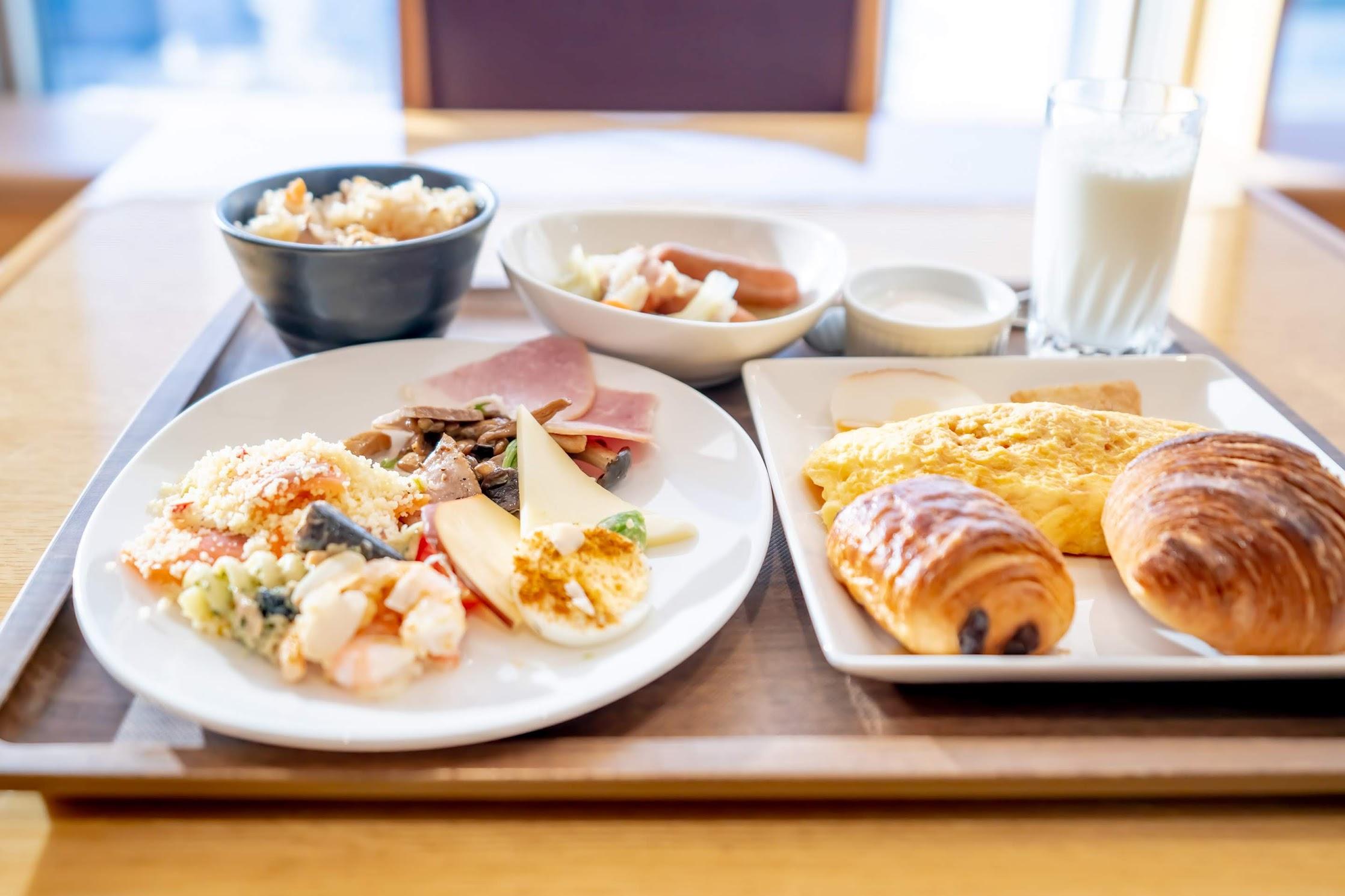 Hotel Granvia Osaka Breakfast1