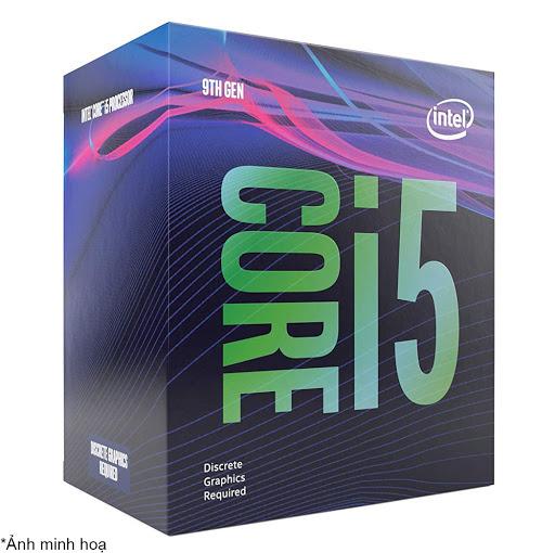 Bộ vi xử lý/ CPU Intel Core i5-9400F (9M Cache, up to 4.10GHz)
