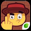 GO Keyboard Sticker Flippy icon