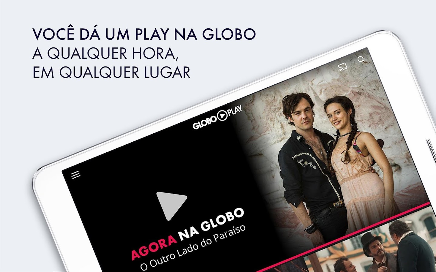 Globo Play- screenshot