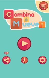Combina & Mueve! - náhled