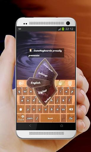 橙色沙漠 GO Keyboard