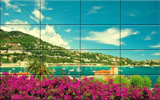 Tile Puzzle France  screenshots 5