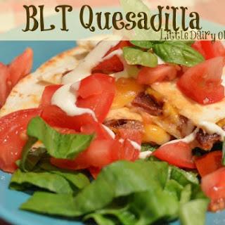 BLT Quesadilla