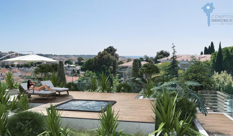 Appartement avec terrasse et piscine Antibes