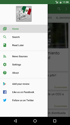 México Noticias - screenshot