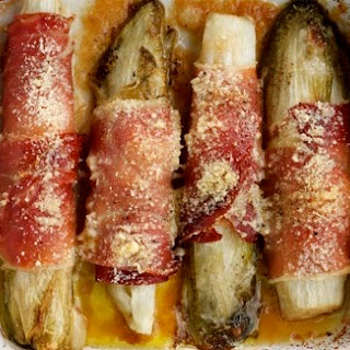 Baked Speck-Wrapped Endives With Parmigiano Reggiano