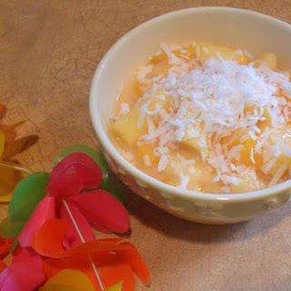 Orange Creme Fruit Salad.