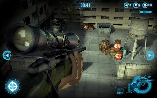 Télécharger Sniper Gun 3D - Hitman Shooter APK MOD 1