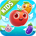 Farm Fruit : game for babies icon