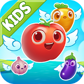Farm Fruit : game for babies